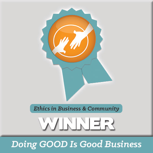 Ethics in Business and Community Winner
