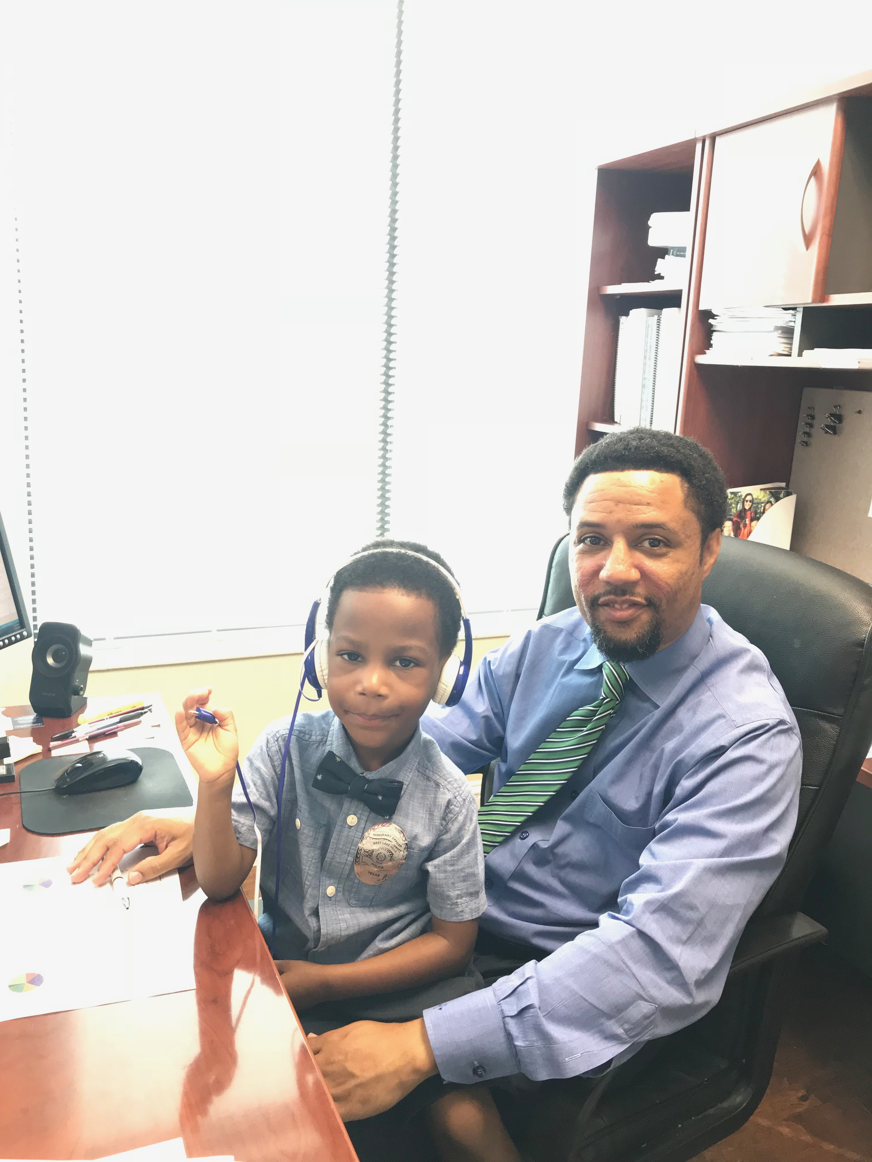Per Stirling Bring Your Kid to Work Day 2018 1